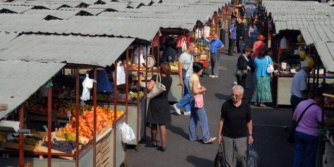 Green markets Djeram