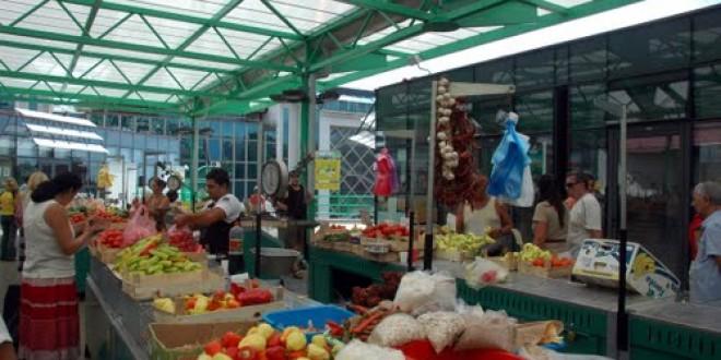 Green markets Zeleni venac