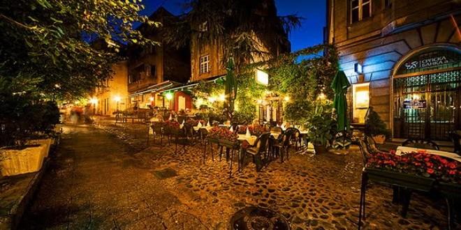 Skadarlija Bohemian quarter