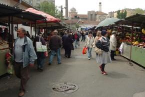 """Green markets Skadarlija """"Bajloni"""""""