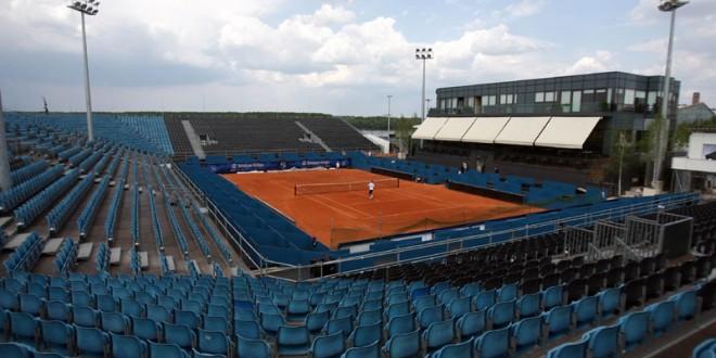 Tennis center Novak