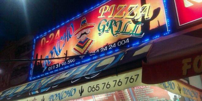 Poncho Pizza Grill